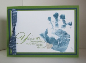Saraya Hand Print