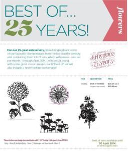Best of Flowers - 25 years