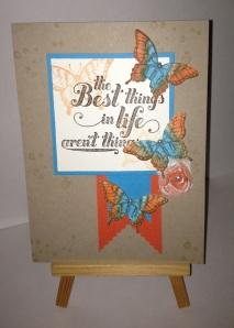 Feel Good Butterflies by Kym Byrne