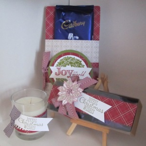 Group of chirstmas products